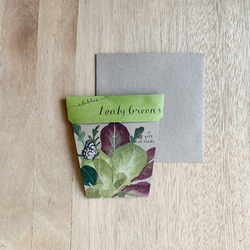 'Leafy Greens' Seeds for Gifting - Sleek and Unique Gifts