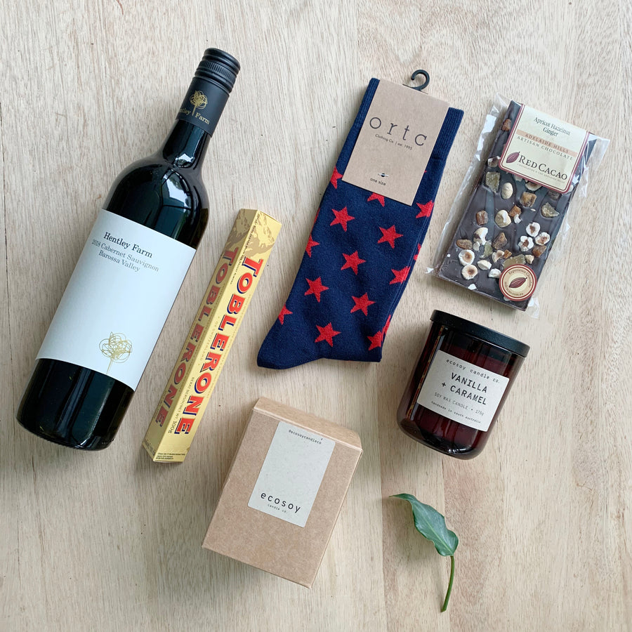 Male Gift Box - Adelaide Delivery