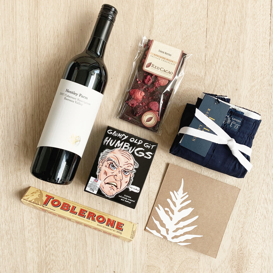 Male Gift Box - Australia Delivery - Adelaide Gift Delivery
