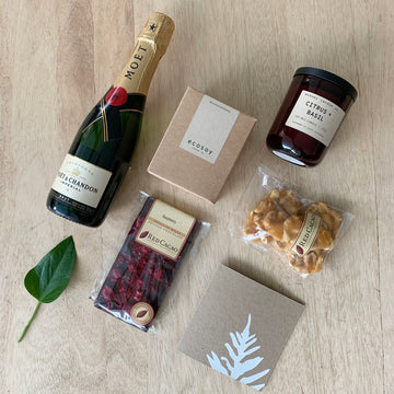 Moet Eco Gift Box Adelaide Delivery