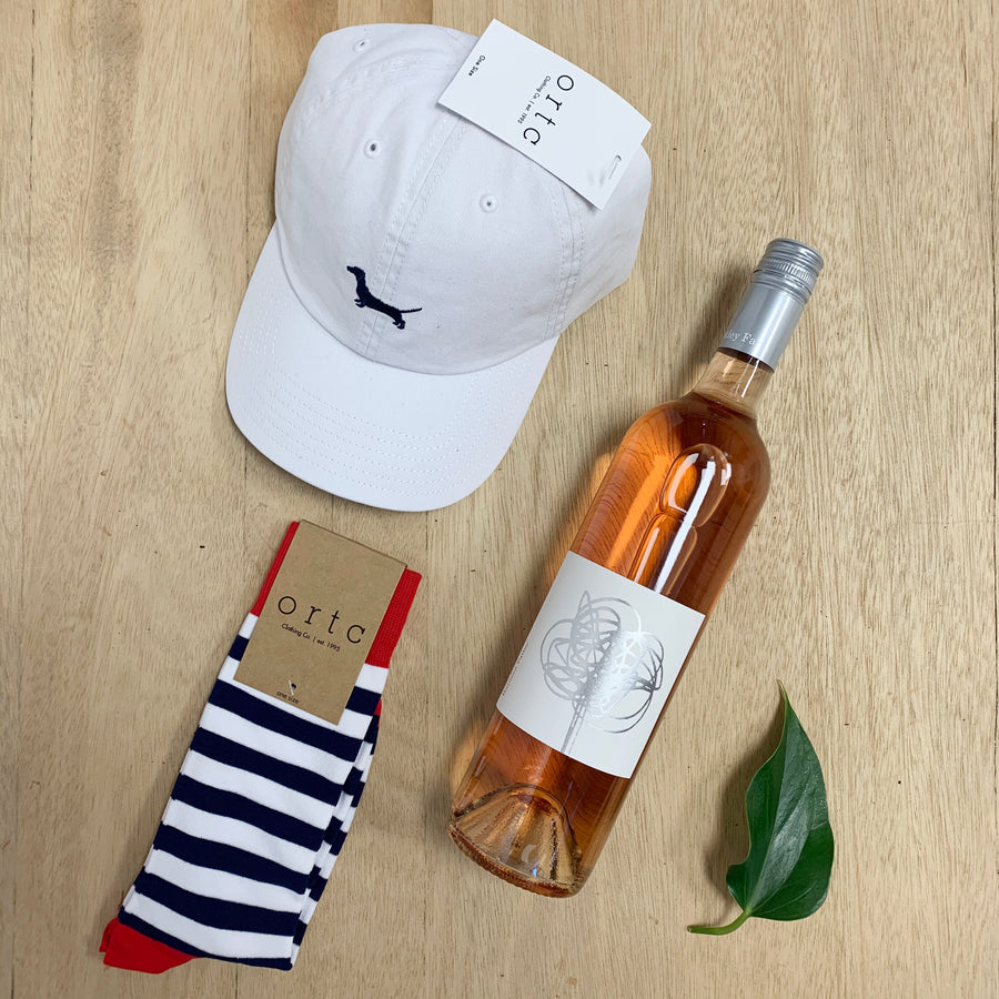 All Occasion Box, ORTC Cap and ORTC Socks - Gift Delivery Adelaide Unisex