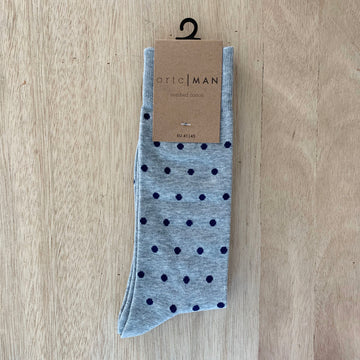 ORTC Clothing Co Socks - Spot Pattern