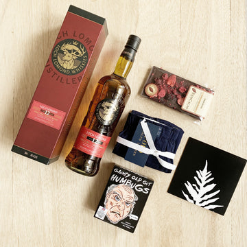 Male Gift Box Scotch Whisky - Australia Wide Delivery