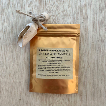 Sea Clay & Botannicals Professional Facial Kit