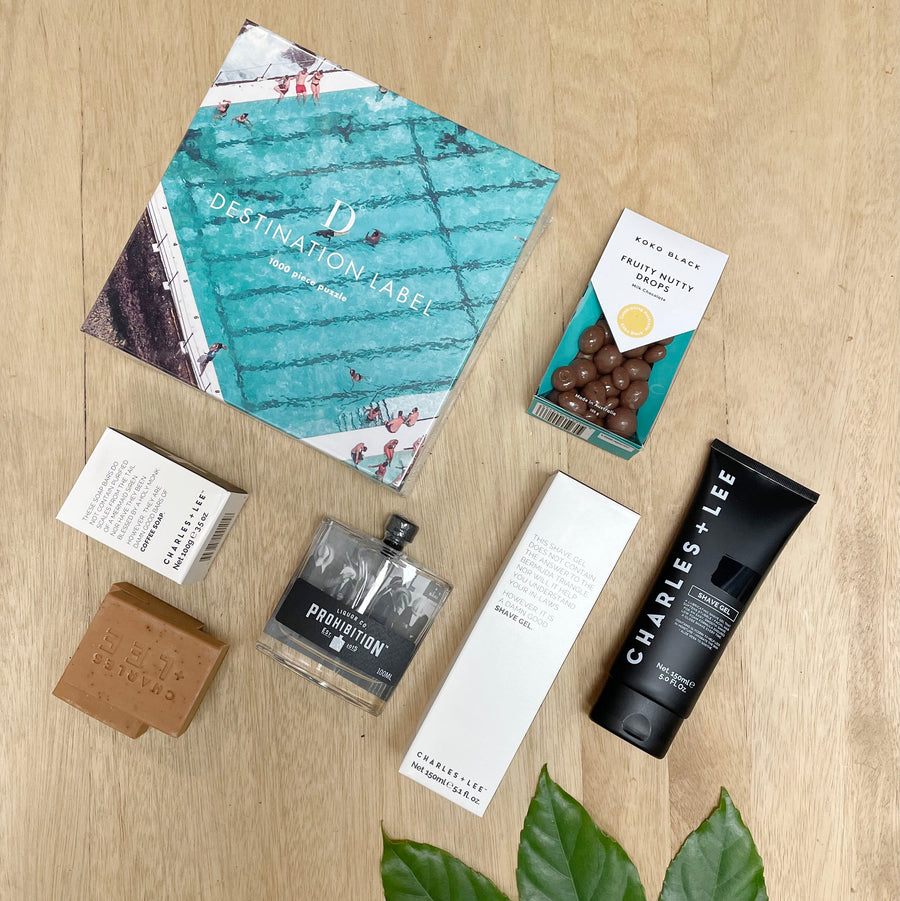 Sun & Surf mens Gift box - Gift Delivery Adelaide