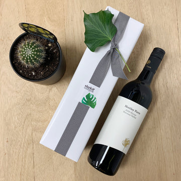 Cactus & Hentley Farm Shiraz Gift Bundle - Adelaide Gift Delivery