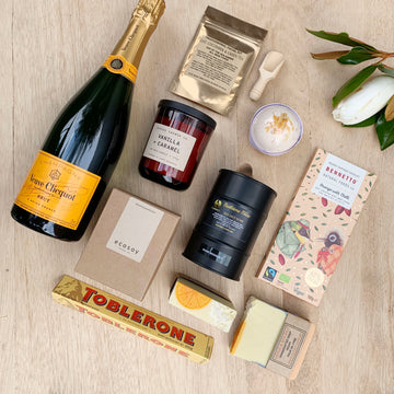 Veuve Champagne Ultimate Pamper Gift Box - Gift Delivery Australia