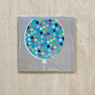 Balloon All Occasion Card - Adelaide Gift Delivery