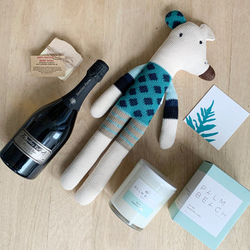 Baby Boy Gift Box - Large - Sleek and Unique Gifts
