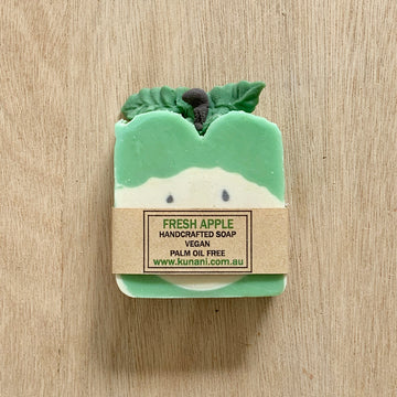 Fresh Apple Hancrafted Soaps - Adelaide Gift Delivery