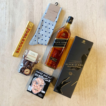 Grumpy Git Mens Gift Box - Adelaide Gift Delivery