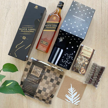 Whiskey Male Gift - Sleek and Unique Gifts