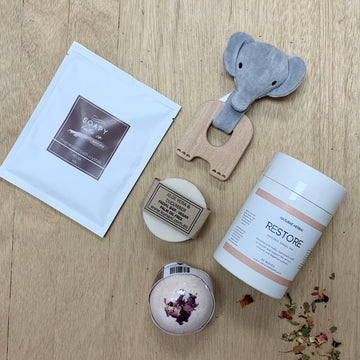 Unisex Baby Gift Box - Baby Elephant - Gift Delivery Adelaide