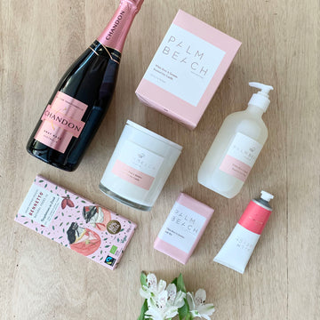 Pretty Pink Gift Box - Adelaide Gift Delivery