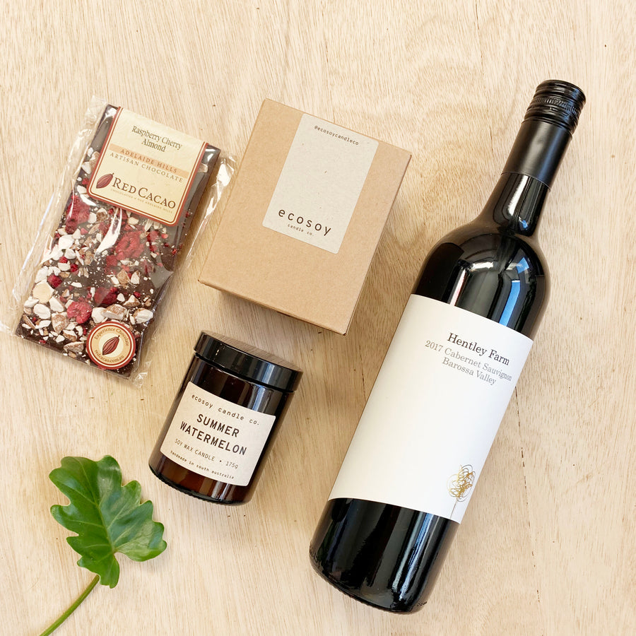 Red Wine Gift Box Hentley Farm - Australia Delivery