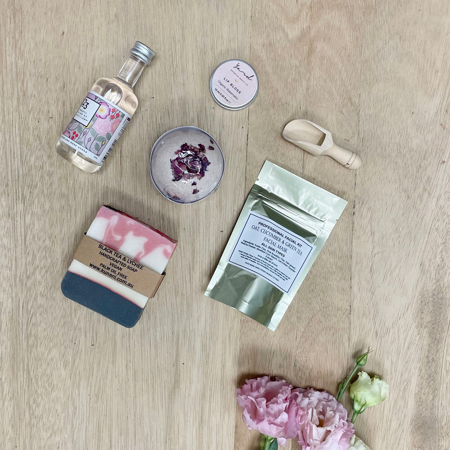 Rose Petal Vodka Ladies Gift Box - Female Gifts Delivered Adelaide