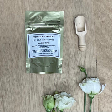 Sea Clay Natural Face Mask - Luxury Female Gift Items at Sleek and Unique Gifts