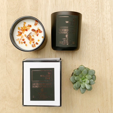 Willow & Evie - Garden of Evie soy candle gift - Sleek and Unique Gifts Adelaide
