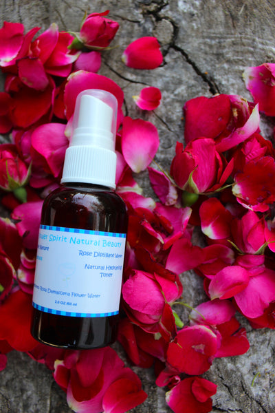 Rose Hydrosol ( Natural hydrating toner)