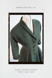 Dress Coat No. 001