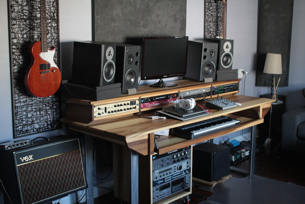 Monkwood SD88 Studio Desk for Audio / Video / Music / Film / Production