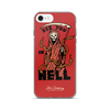See You in Hell iPhone case