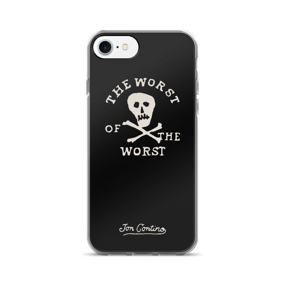 Worst of the Worst iPhone case