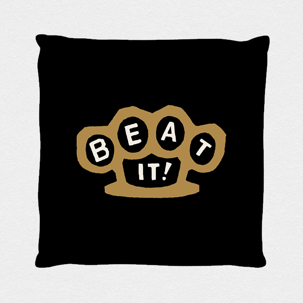 Beat It! Pillow