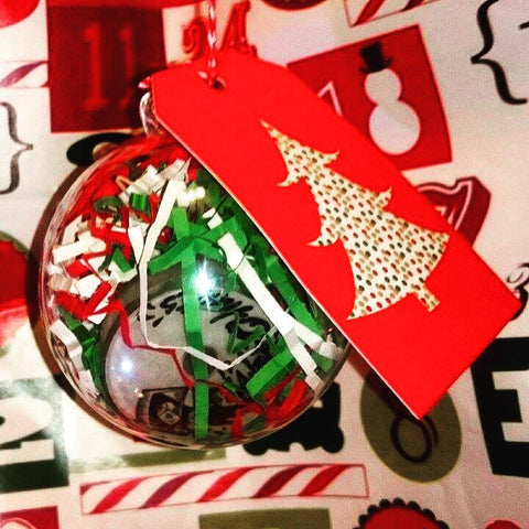 2015 Waxo Christmas Ornament