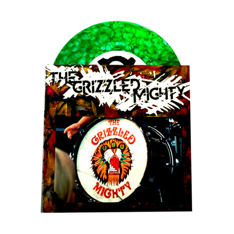 The Grizzled Mighty (Indiewax Exclusive BoMB Variant Bundle)
