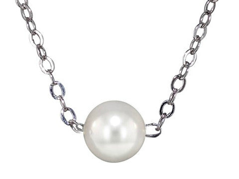 NEW Add-a-pearl Starter Necklace in 14K Gold