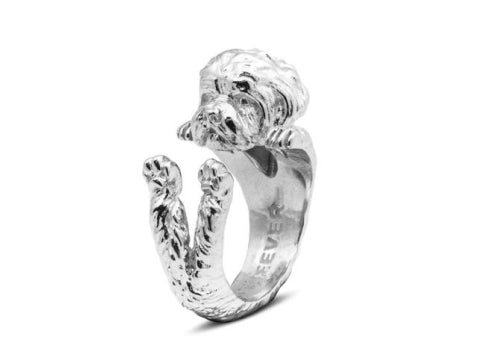 Cocker Spaniel Hug Ring