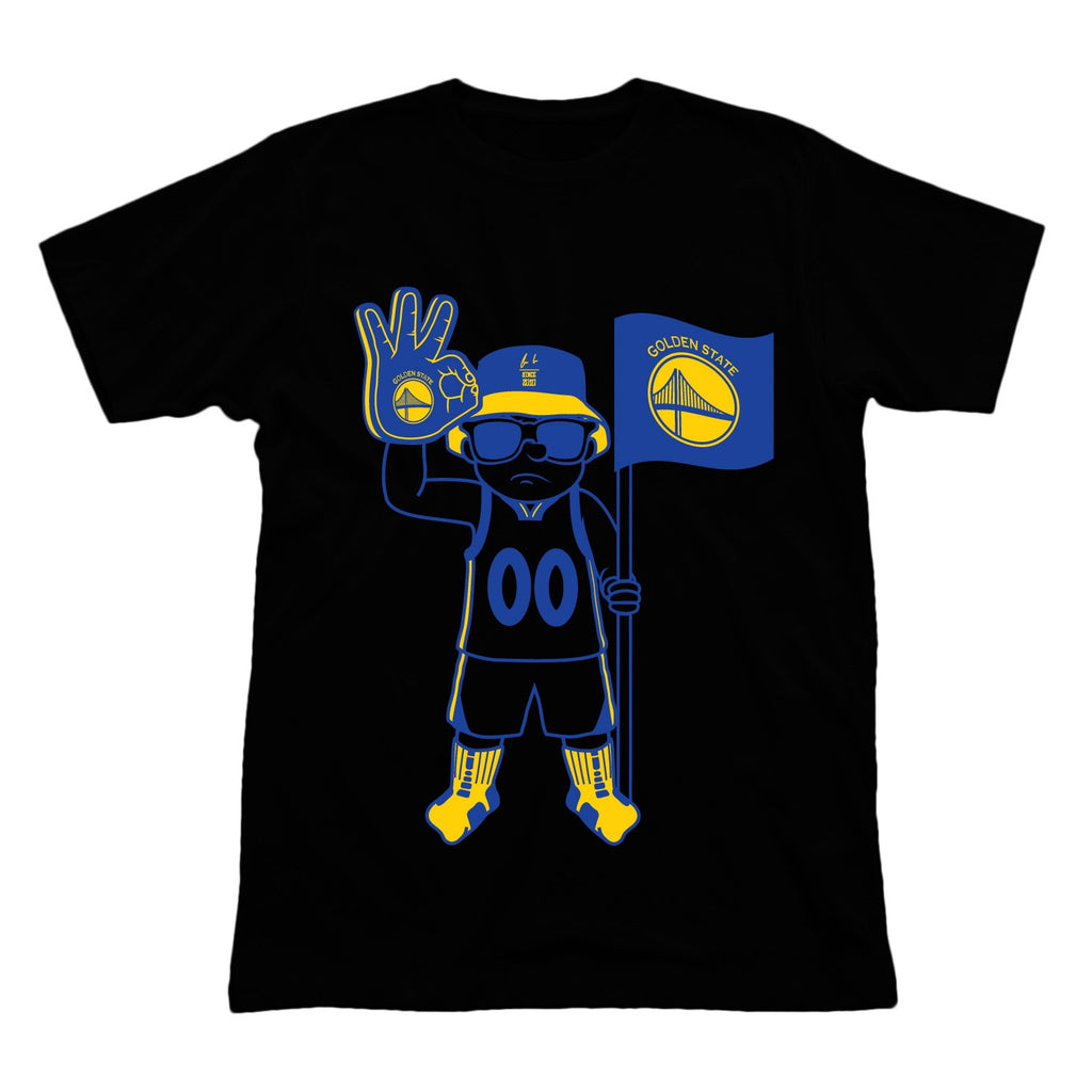 """Golden State""  Tee"