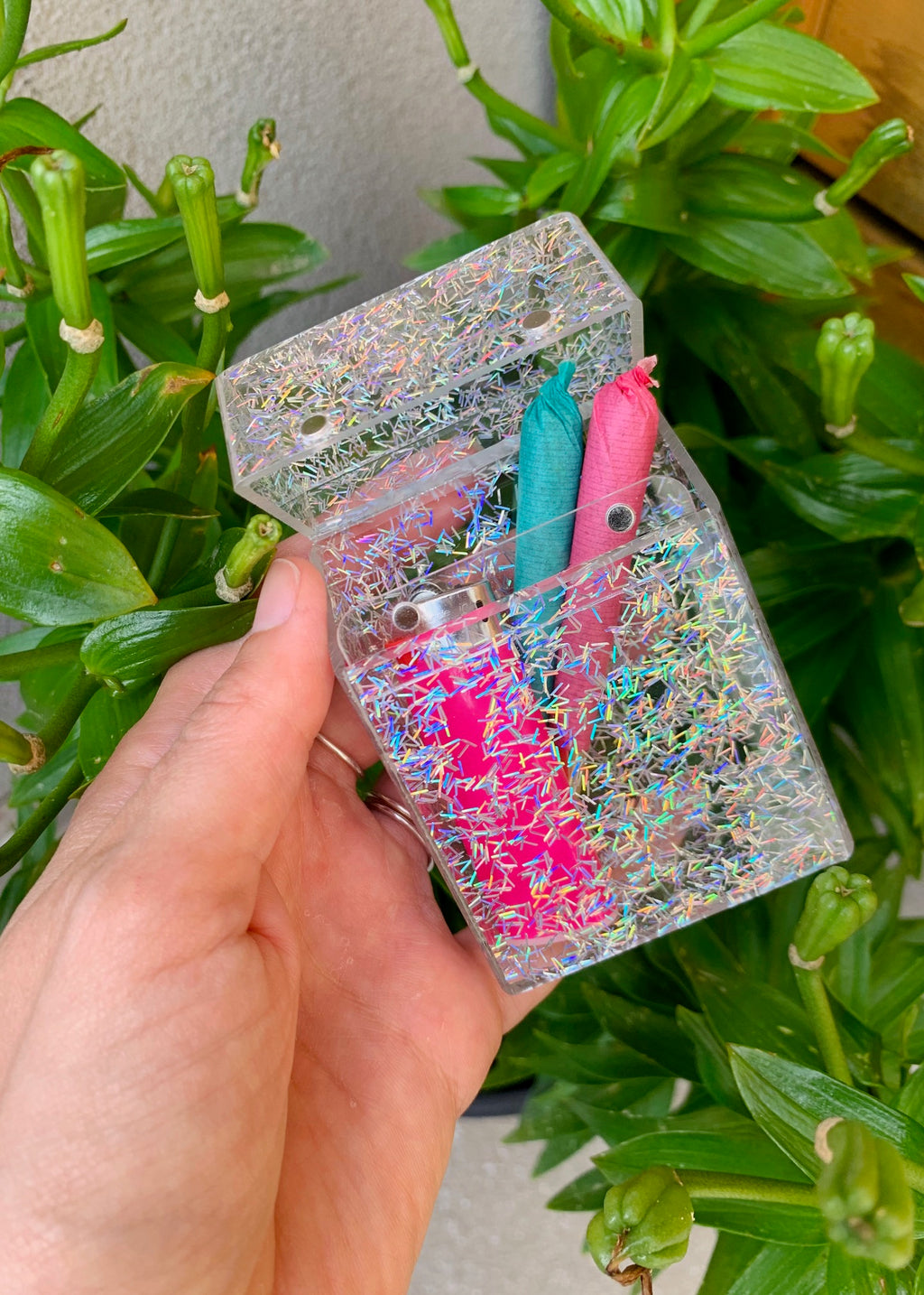 HOLOGRAPHIC JOINT CASE