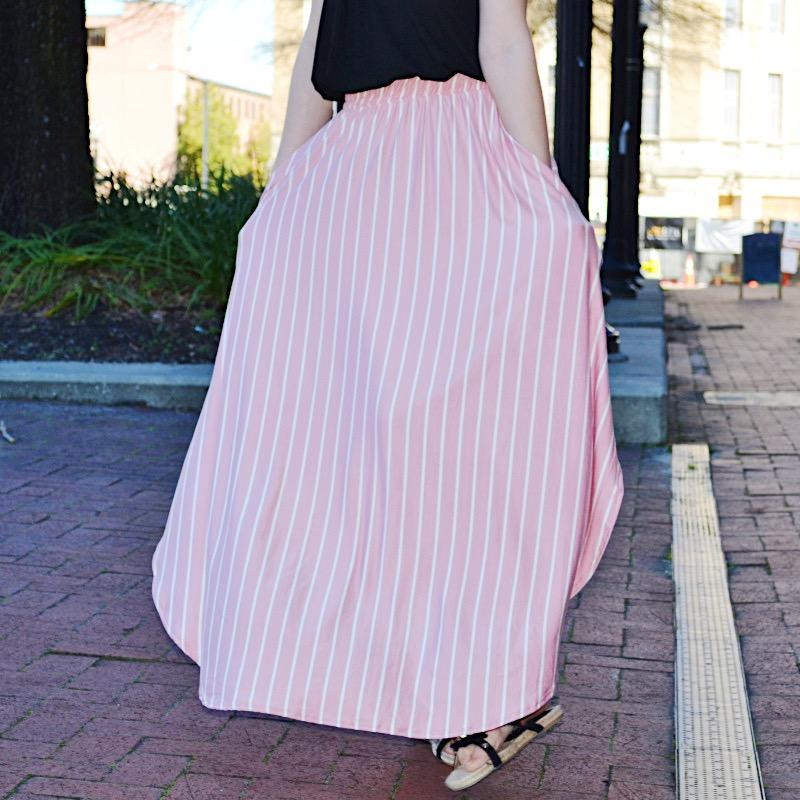 Lovely Lassie Maxi Skirt - Birdsong Designs Online
