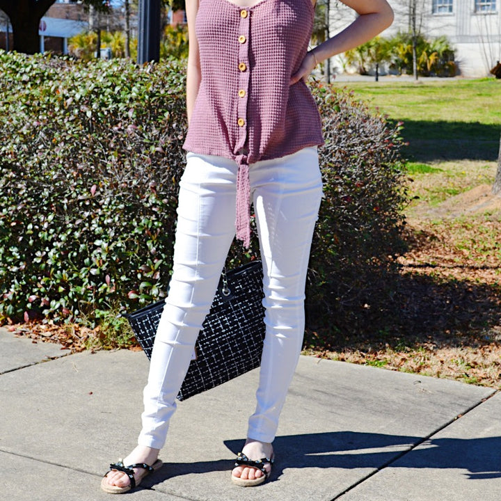 Moving & Grooving Skinny Jegging - Birdsong Designs Online