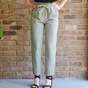 Out & About Paperbag Pants - Birdsong Designs Online