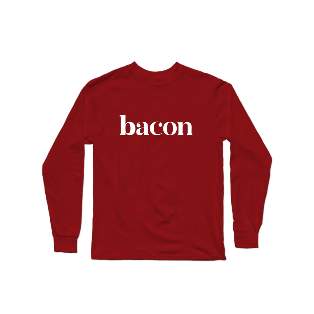 Bacon Long Sleeve Shirt