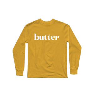 Butter Long Sleeve Shirt