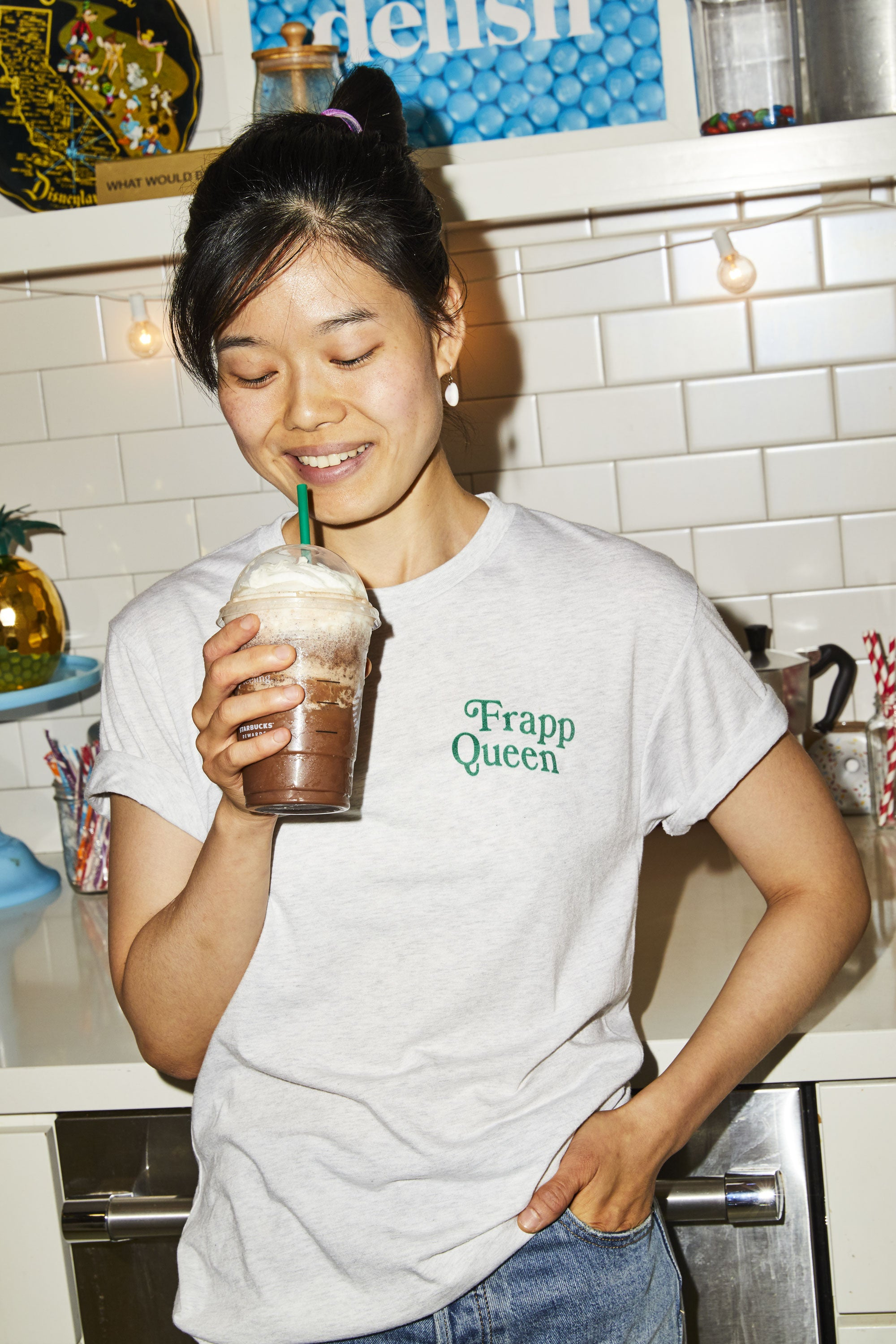 Frapp Queen T-Shirt