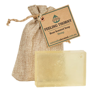 'Feeling Thorny' Soap