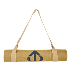 Natural Hemp Yoga Strap