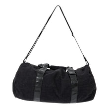 Load image into Gallery viewer, Naturally Elevated Ayam Cemani Duffle Bag
