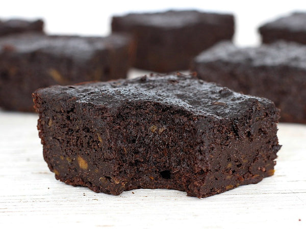 Healthy Recipe: Sweet Potato Brownies