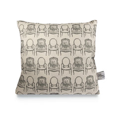 Linen Cushion Cover - Chairs