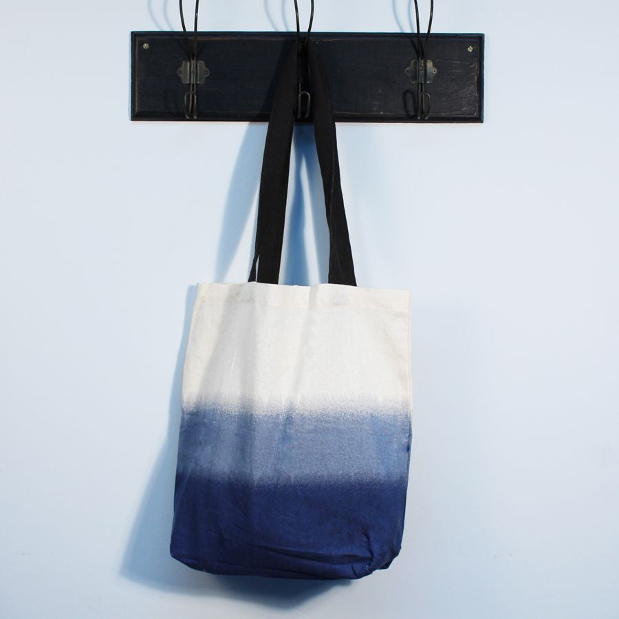Tie Tye Cotton Tote Bag