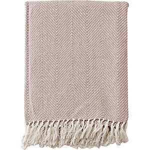 Copy of Cotton Throw - Natural