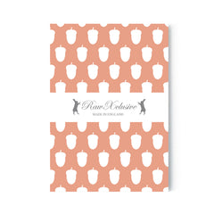 Set of Two A5 Notebooks - Acorn