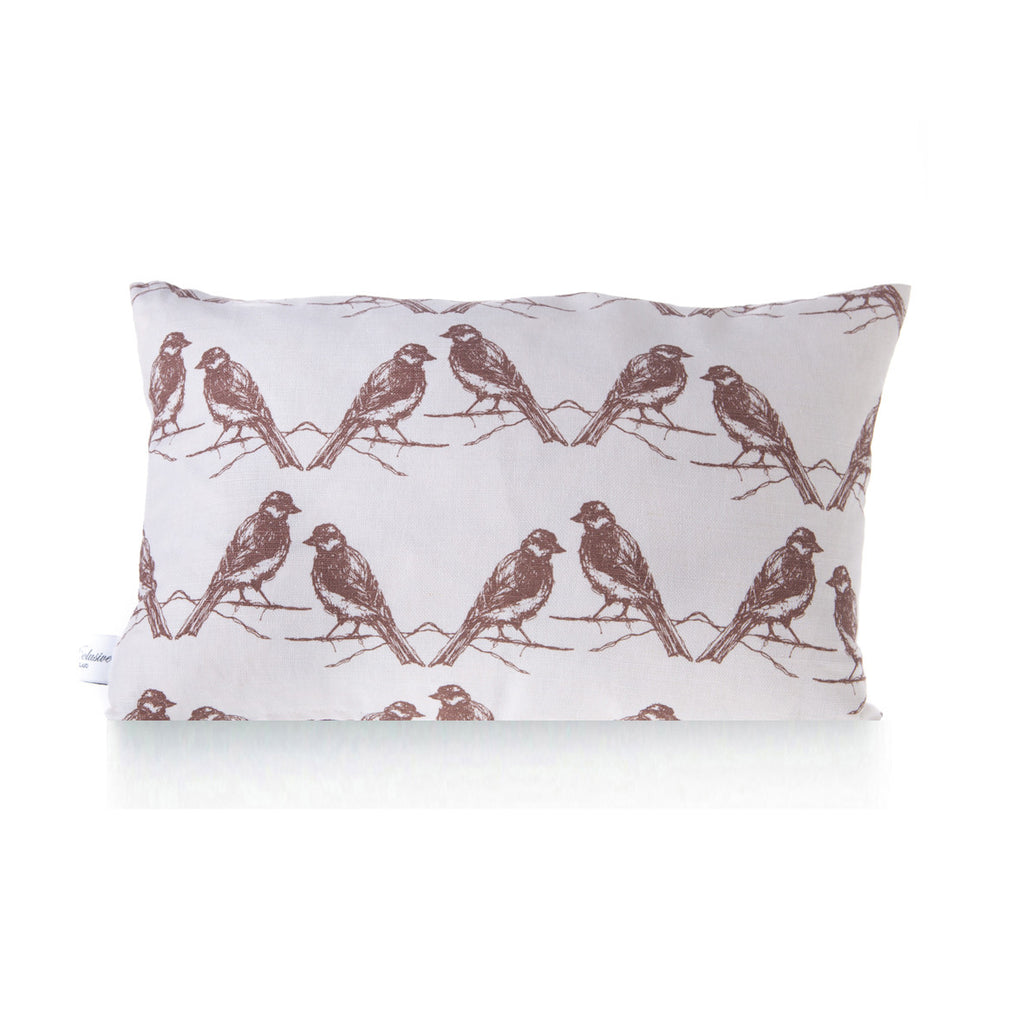 Rectangle Cushion - Birds