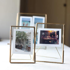 Nkuku Brass Picture Frame Available from www.rawxclusive.co.uk